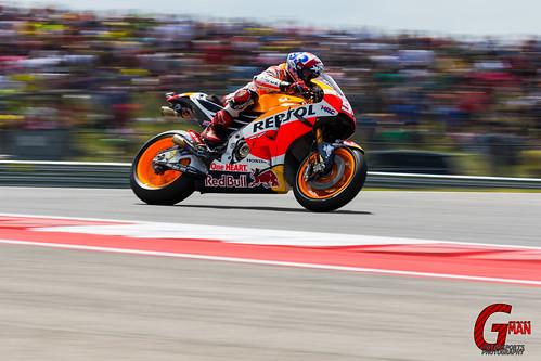 Marc Marquez - Repsol Honda Team - MotoGP - Circuit of the Americas - April 10, 2016 | by Steven Snow