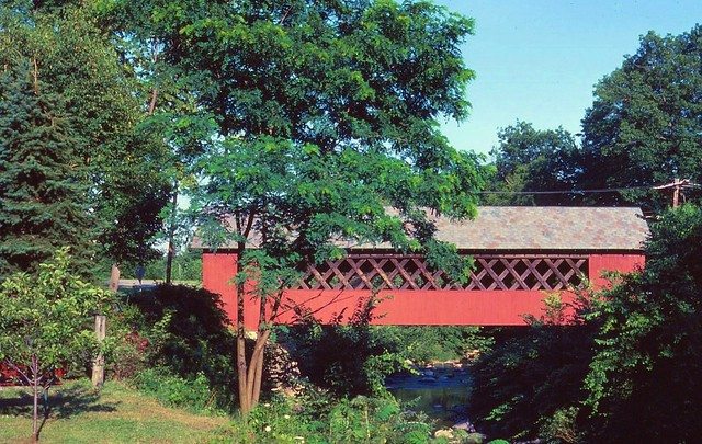 Creamery Covered Bridge