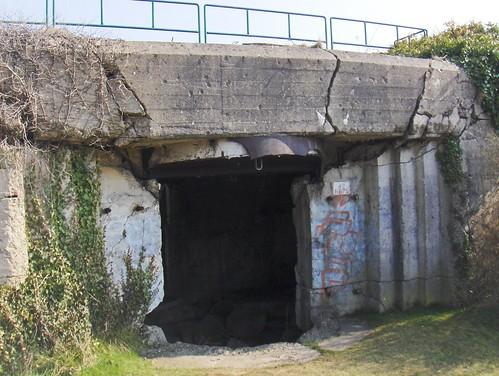 Casemates : Batteries du mont Canisy -  Benerville-sur-Mer (14)