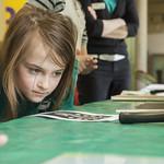 Printmaking for children   © Robin Mair