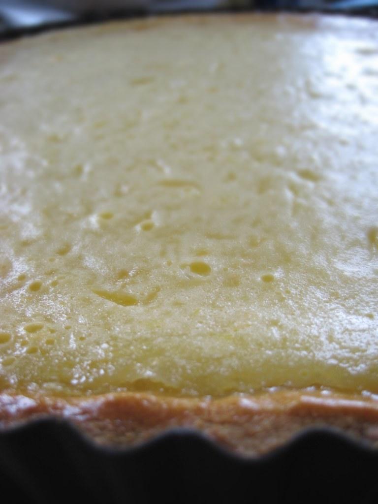 lemon -lime cream tart | A Jamie Oliver recipe again I have