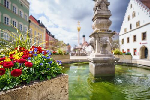 Tiburtiusbrunnen, Straubing, ZEISS Batis 2.8/18 @ f/2.8 - DSC00410 | by H.Hackbarth