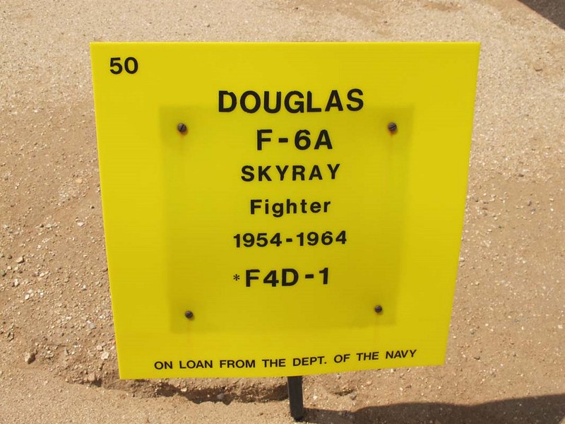 Douglas F4D-1 (F-6A) Skyray 2