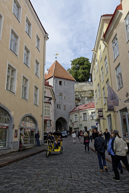 Walking the Old Tallinn / En marchant dans le vieux Tallinn (3)