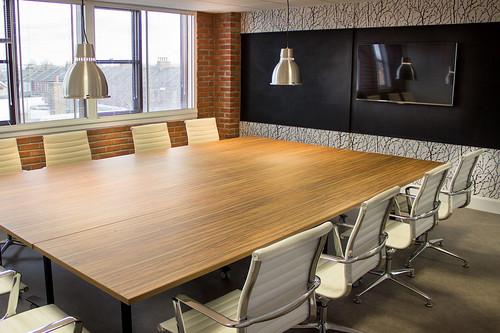 BOARDROOM | TEDDINGTON | by Complete Interior Design