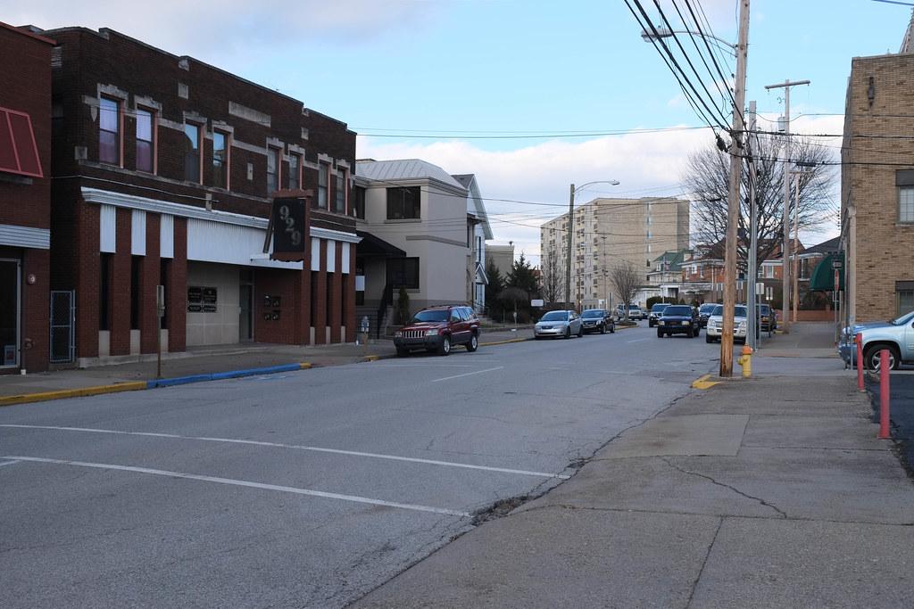 Market Street Parkersburg, WV