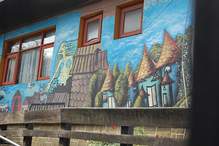 Mural in Ancud, Chiloé, Chile | by blueskylimit