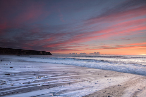 morning england seascape sunrise canon tide shoreline northeast seaham blastbeach countydurham durhamcoast 760d ndhardgrad12