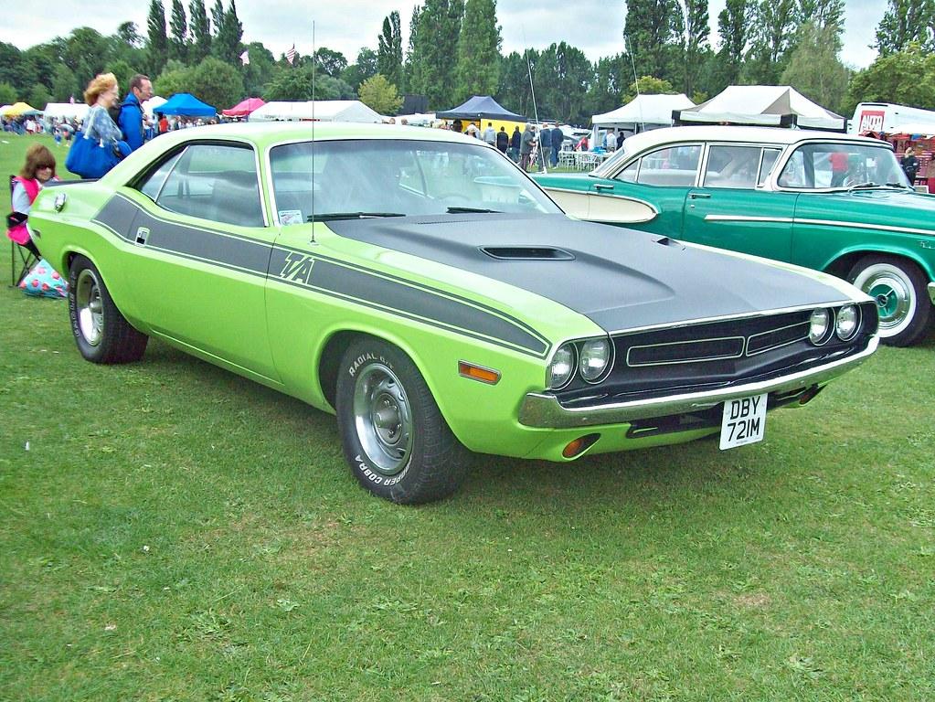 337 Dodge Challenger (T-A Replica) (1971)   Dodge Challenger…   Flickr