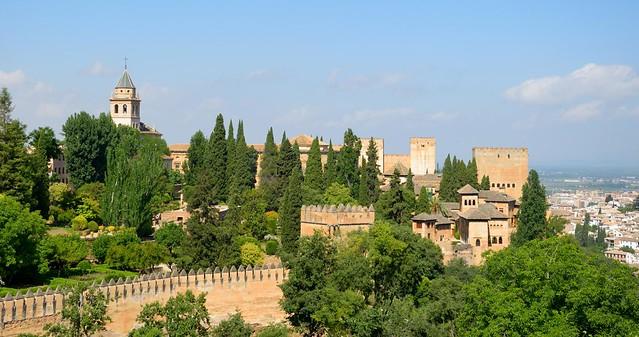 Granada : Alhambra