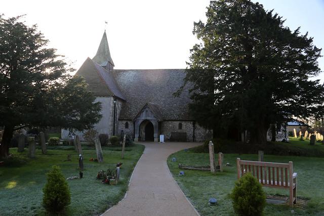 Church in North Hayling, Hayling Island