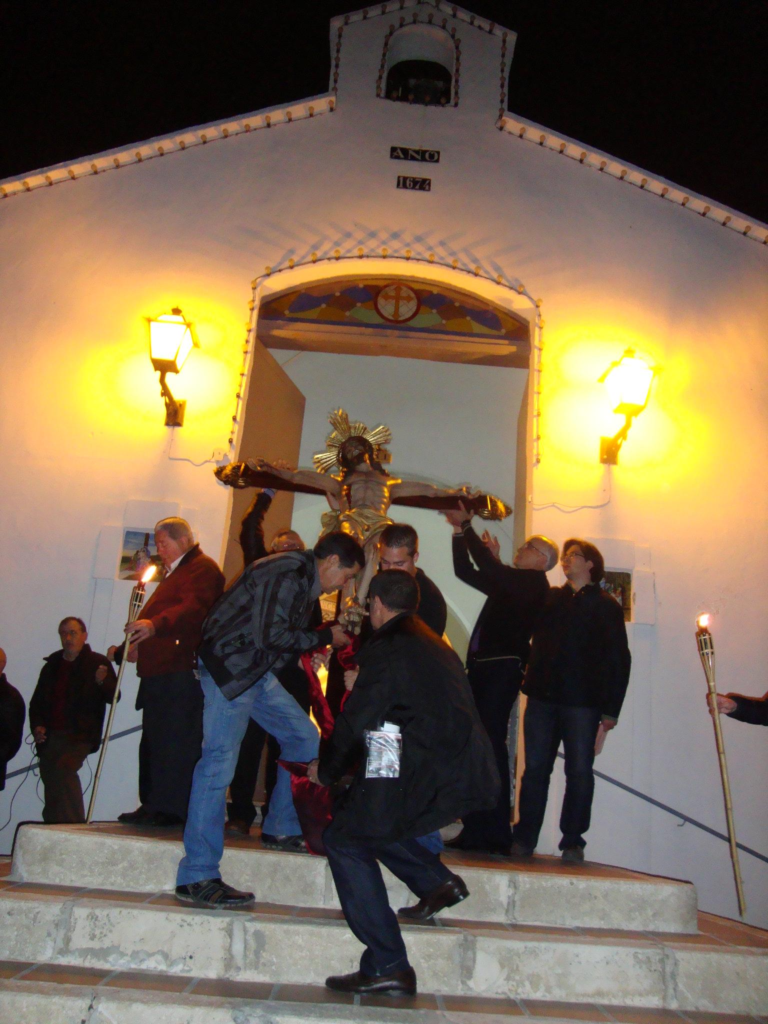 (2011-04-15) - II Vía Crucis nocturno - Javier Montesinos Villaplana -  (02)