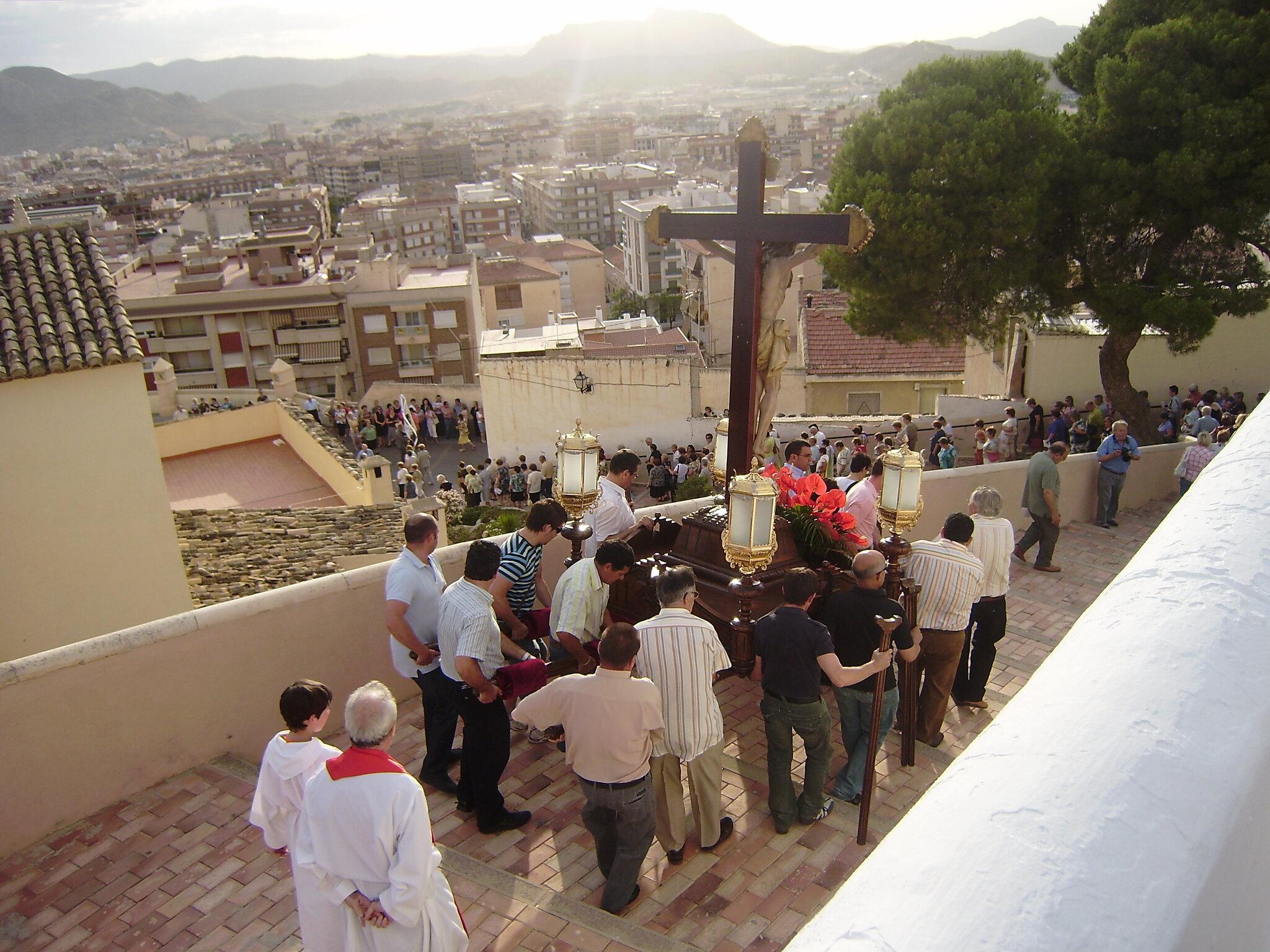 (2009-06-26) - Vía Crucis Bajada - Javier Romero Ripoll - (11)