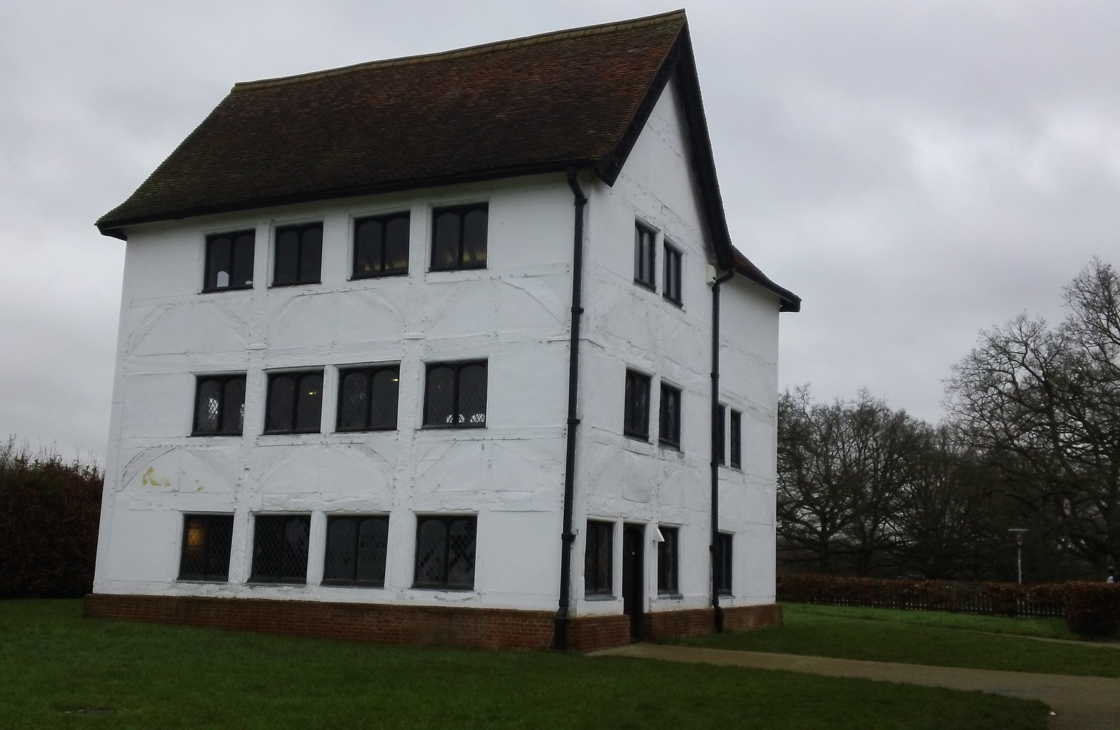 Liz the First's Hunting Lodge Chingford