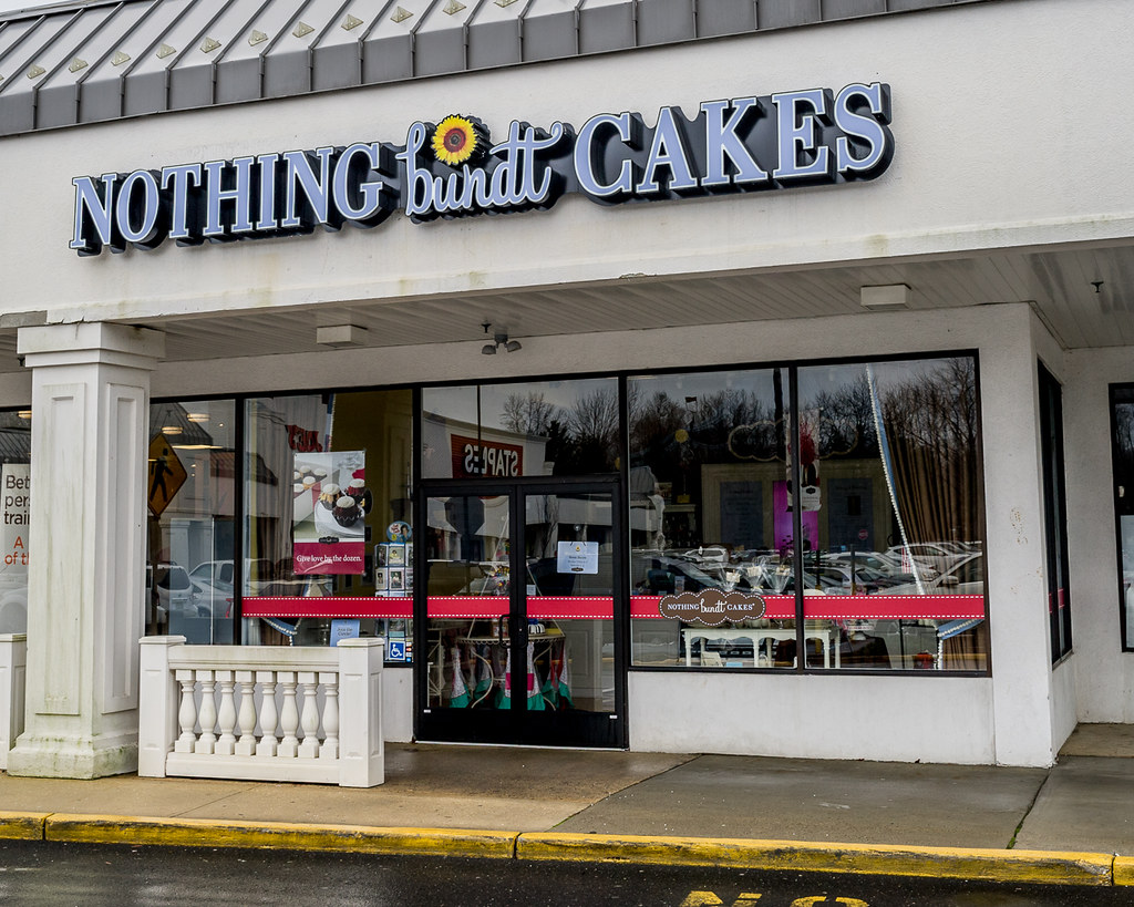 """Nothing """"Bundt"""" Cakes This bakery opened up near me not to… Flickr"""