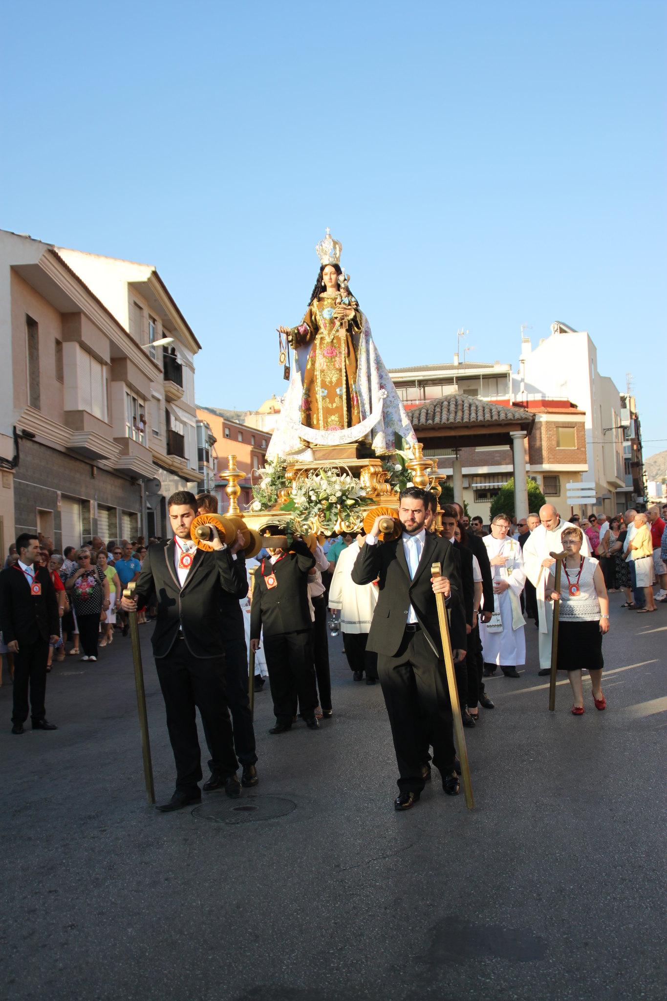 (2015-07-12) - Virgen del Carmen, parroquia La Santa Cruz - Javier Romero Ripoll (188)