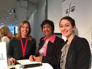 GQUAL at the Human Rights Forum with Navi Pillay