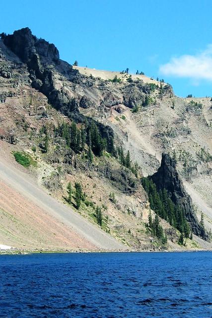 Volcanic Dyke