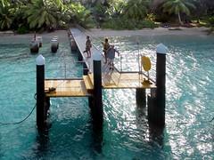 Direction Island Jetty