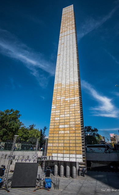 2016 - Mexico City - Tower Art - 2 of 2
