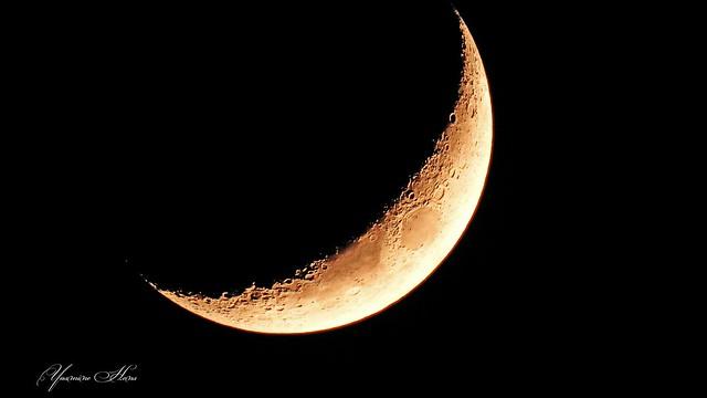 Our Moon in Belgium