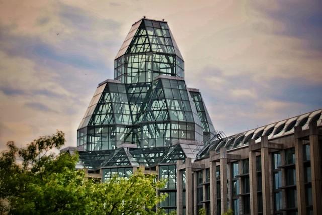 Ottawa Ontario ~ Canada ~ National Gallery of Canada ~