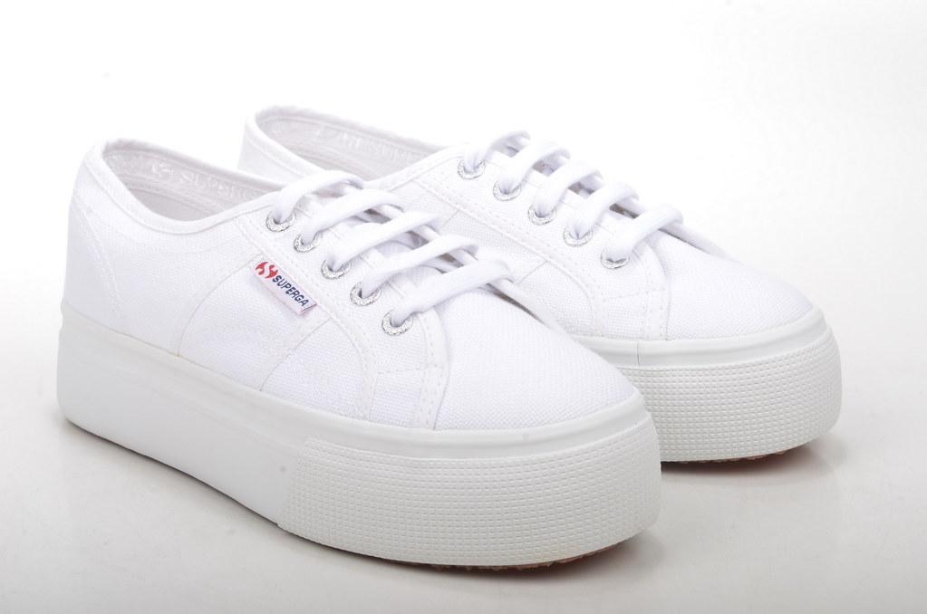 quality design 31116 59361 Superga COTW LINEA UP & DOWN Sneaker mit Plateau 2790A Can ...