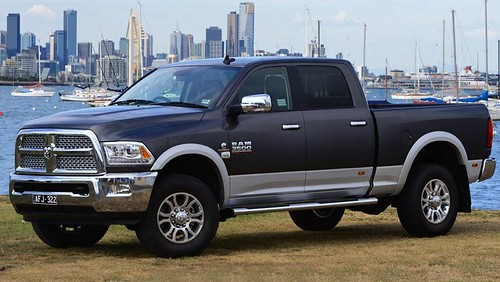 2015 Ram 3500 - Australia's Auto Sales - January 2016: Photo