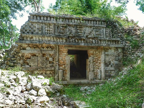 Codz Pop. Kabah, Yucatán