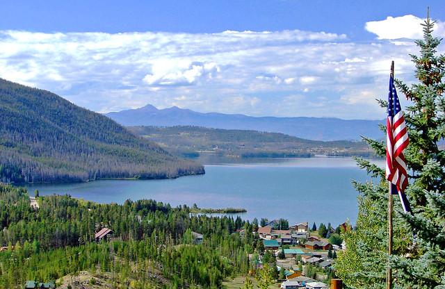 Shadow Mountain Lake, Rocky Mountain NP, CO 8-12
