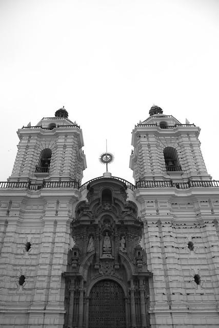 Church of San Francisco #1