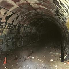 Belmont tunnel