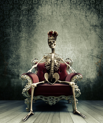 skeleton king | by noor.khan.alam