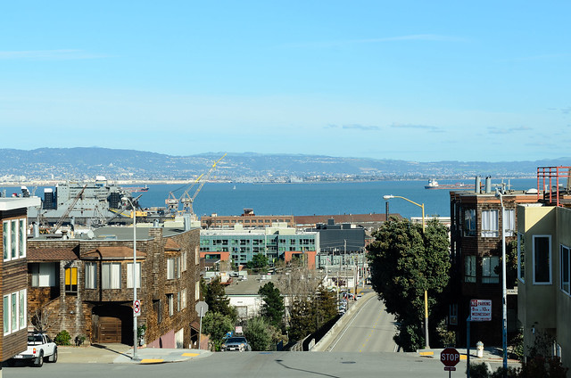 Potrero Hill view