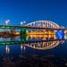 Rijnbrug Arnhem (John Forst Bridge) by www.petje-fotografie.nl