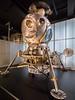 Soviet LK1 Lunar lander. Sadly, never flew. by Owen Llewellyn