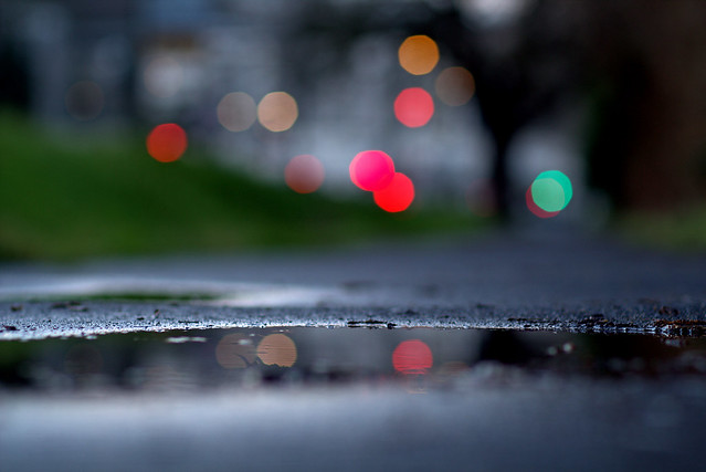 Rainy...