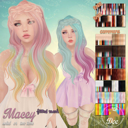 Macey @ Whimsical | by Helyanwe @ Doe