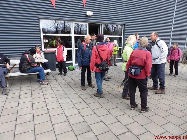 2016-03-23 stads en landtocht  Dordrecht            24.3 Km  (95)