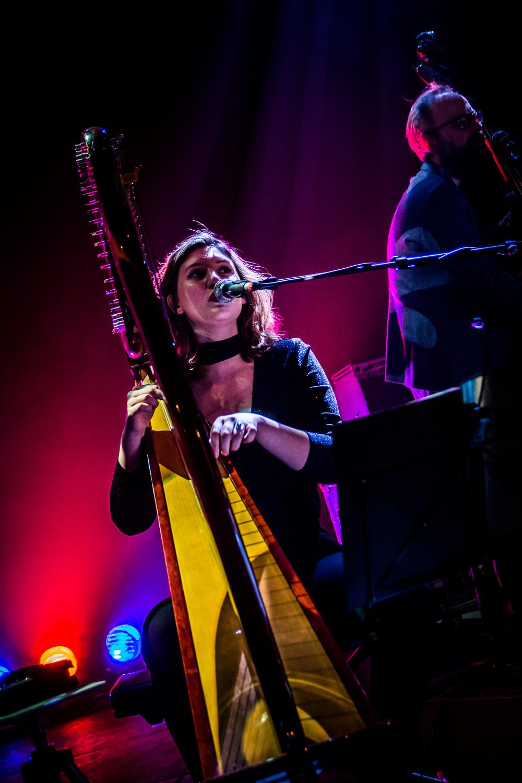 Stef Kamil Carlens @ Little Waves festival 2016 (© Timmy Haubrechts)