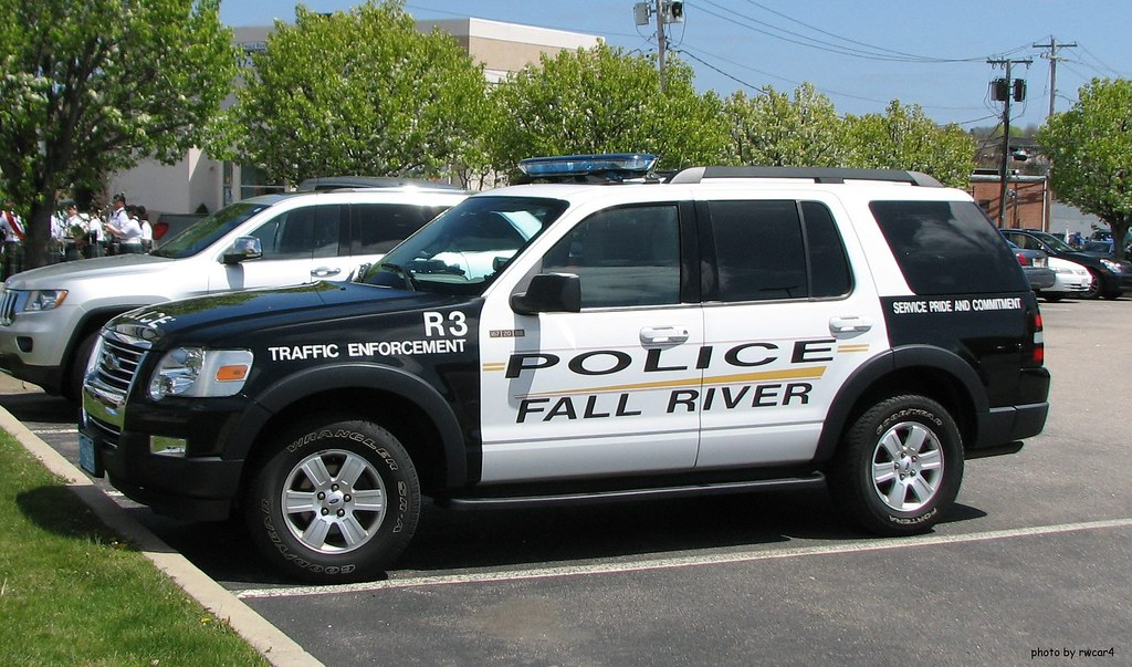 Fall River Ford >> Fall River Ma Police Ford Explorer 3 Rwcar4 Flickr