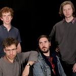 Wed, 13/01/2016 - 4:07pm - Parquet Courts Live in Studio A, 01.13.2016 Photographer: Sarah Burns