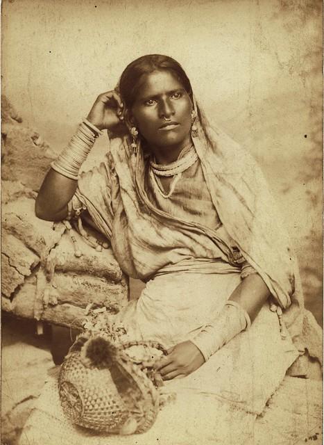 Trinidad Woman, ca 1890