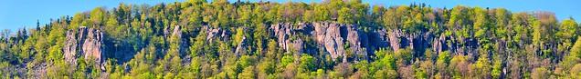 Cliffs of Battert