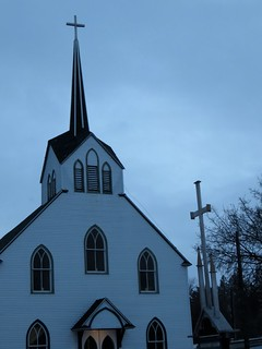 Trysil church.