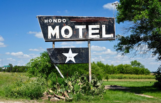 Hondo Motel - Hondo,Texas