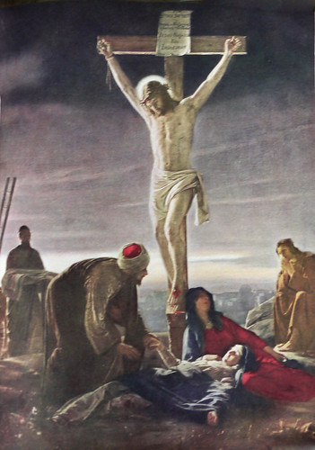 The Crucifixion by Carl Bloch