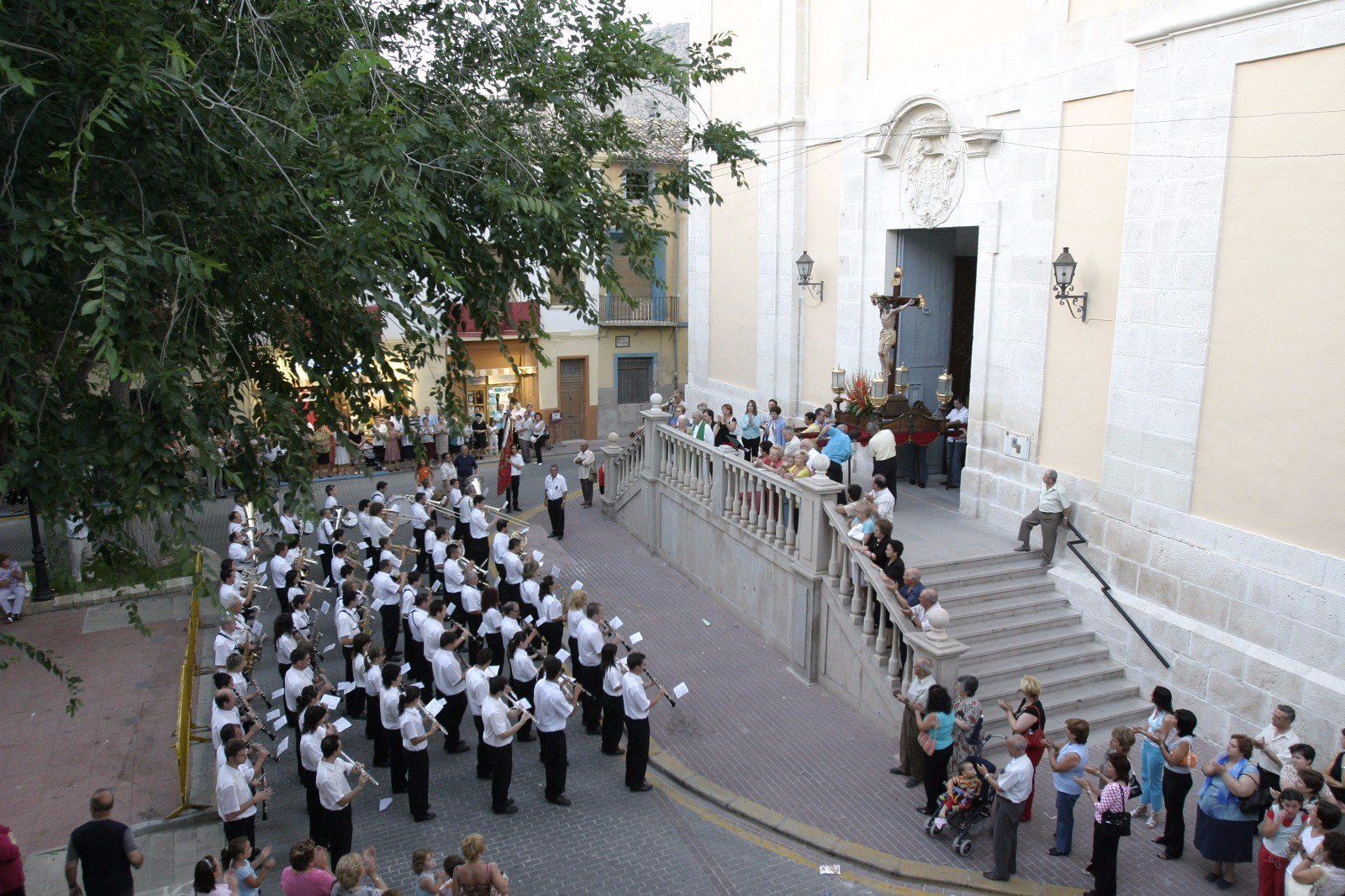 (2005-07-02) - Estreno Marcha Procesional  - Vicent Olmos -  (02)