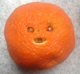 Orange you happy to see me??