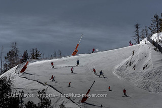 Andorra wintersports: La Massana, Vall nord, Andorra